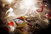 Strange Religion (ertolima) Tags: inspiredbyasong macromondays heart jewelry cards poker song lyrics queen jack diamonds necklace hmm