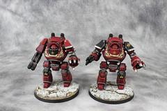 WB Contemptor 01 (Celsork) Tags: word bearers wrhammer 30k legion chaos spacemarine legionary horus heresy contemptor dreadnought walker games workshop
