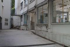 Abandoned school all locked up (Marcus Wong from Geelong) Tags: kowloonbay hongkong hongkong2013