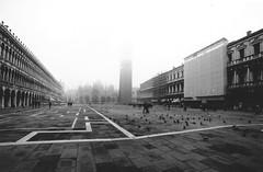 Venice (София (Sofia Vedovato)) Tags: venezia venice explore fog analogue iso100 winter italia italy urban sofiavedovato