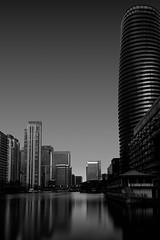The Big City (TS446Photo) Tags: metal mono monochrome skyline london longexposure reflection light nikkor zeiss glass