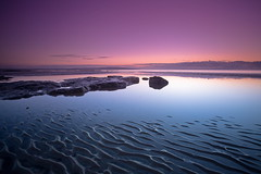 Beach light and shapes (PeterYoung1.) Tags: atmospheric beautiful beach blue colours highlights landscape nature ocean rocks pink purple sea seaside seascape troon peteryoung1 uk water light shapes patterns sand