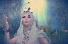 Happy lil Blue-birds fly. (S!nny) Tags: yokai slackgirl 7 deadly s{k}ins