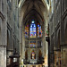 La nef de la cathédrale Saint-Étienne (Metz)