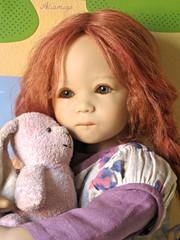 Moni Himstedt (Tartadefresa) Tags: 2003 doll kinder moni annette puppen muñeca himstedt annettehimstedt