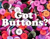"""Do you have some extra buttons laying around the house? We would love to take them off your hands for a special craft at #girlscamptexas!!! <a style=""""margin-left:10px; font-size:0.8em;"""" href=""""http://www.flickr.com/photos/95357028@N08/18742626376/"""" target=""""_blank"""">@flickr</a>"""