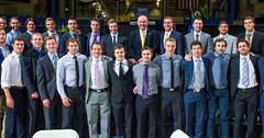 Banquet-2015 (McDonaldMorgans) Tags: banquet quinnipiacuniversity sportscenter 2015 menshockey