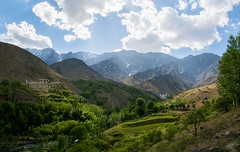 Afghanistan you never see, Farza district Kabul (naimatrawan) Tags: sky afghanistan green clouds landscape district kabul mazar   rawan  naimat farza    afghanistanyouneversee