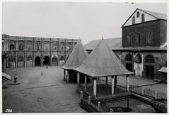 Courtyard of Diyarbakır Great Mosque -  Diyarbakır Ulu Camii'nin avlusu (SALT Research) Tags: architecture courtyard mimari şadırvan avlu diyarbakır ablutionfountain diyarbakırulucamii saltaraştırma saltresearch saltonline greatmosqueofdiyarbakır