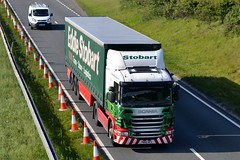Stobart L7466 PN60 WCA Claire Louise A19 Sunderland 30/6/15 (CraigPatrick24) Tags: road truck cab transport lorry delivery vehicle trailer scania logistics sunderland a19 clairelouise stobart eddiestobart curtainsider stobartgroup scaniag400 l7466 pn60wca stobartcurtainsider a19sunderland