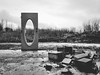 outside in. (lukesewardphoto) Tags: door abandoned childhood concrete pieces kentucky brokenglass memories structure explore memory louisville lonely remnants ohioriver urbex leftbehind frameless explorekentucky lukeseward lukesewardphoto
