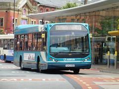 Arriva Merseyside 2460 - Y243 KBU (North West Transport Photos) Tags: bus station elc lancashire east birkenhead service merseyside daf arriva 410 2460 myllennium clatterbridge kbu sb220 y243 arrivamerseyside coachbuilders arrivanorthwest dafsb220 eastlancashirecoachbuilders sb220gs elcmyllennium birkenheadbusstation y243kbu