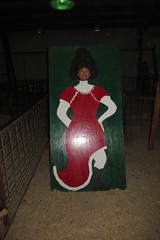 The sheriff is also the saloon girl! (KRISTY FOX) Tags: friends oklahoma kids fun gifts birthdaycake livestock surpriseparty birthdaypresents ffa johnsonstreet 13thbirthday washingtoncounty bobfox maxfox robertfox 74022 jaggerfox deweyoklahoma copanoklahoma jerryfox copanschool beckifox copanhornets hornetlane