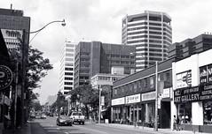 Yonge St. towards St. Clair