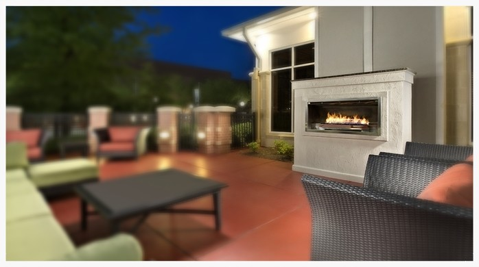 Custom Outdoor Fireplace, Chattanooga, Tn.