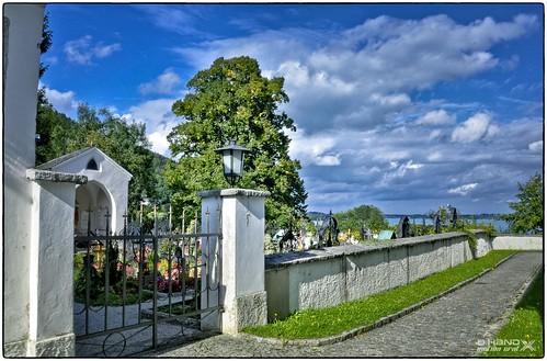 Friedhof der Gemeinde Attersee