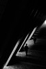 Encounter (Wilson Au | 一期一会) Tags: tsimshatsui kowloon hongkong hongkongculturalcentre blackandwhite monochrome fujifilmxe2 fujinon xf1855mmf284rlmois