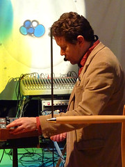 Chris Conway @ Quadelectronic 103 (unclechristo) Tags: chrisconway theremin quadelectronic quadstudios