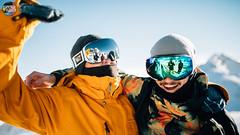 Massakka & BRob @ StewBay (Snow Front) Tags: brob massakka photo rider cooperation vincentkolibiuscom volt snowfront snow winter funpark mountains mountainlove goggles fun chear