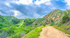 Trail to Peak of the Hill @Grotto Trail in Granada Hills California (MrSaha) Tags: trail peak hill grotto granada hills california nikon d52000 dslr panaromic tall wide nature landscape manual earth top bright dim shadow light around view look travel happy life lively adventure globe world lonely peace peaceful calm quiet moment sharp clear soft beautiful capture red blue green color colors vivid vibrant legend lowlight long exposure day sun sunny sky cloud clouds street way mountain rocky rock tree leaves branches plants flower root grass hay