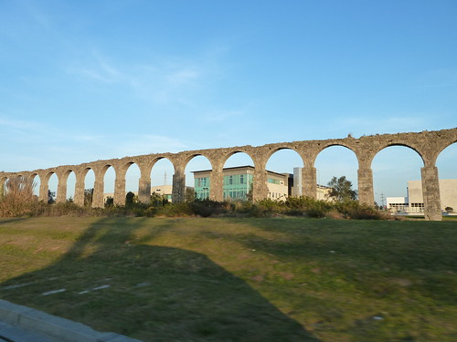 Vila do Conde - Santa Clara 17th century aqueduct(1)