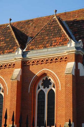 Kormend - 19 szazadi evangelikus templom06