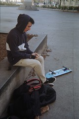 Primer Carrete Revelado. Werlisa Club Color (Sr_Bertog) Tags: madrid skate calle skateboard werlisaclubcolor werlisa