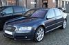 S8 (Schwanzus_Longus) Tags: bremen german germany modern car vehicle sedan saloon dark audi spotted spotting carspotting a8 s8