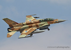 Israeli Air Force F-16I (JetImagesOnline) Tags: red flag 164 air force base jet aircraft nellis exercise israeli f16i viper sufa fighter lockheed martin cft conformal fuel tanks