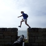 Janet Panton-Kent - Jumping the cannon