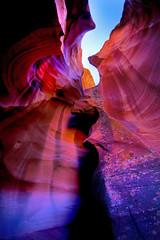 Slot Canyon, Page, Arizona (klauslang99) Tags: nature naturalworld northamerica slot canyon page arizona rock outdoor erosion