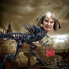 """""""Brexit means Brexit"""" (Flamenco Sun) Tags: politics ukip tories brexiters brexit government primeminister theresamay geiger torycunt cunt authoritarian alienqueen fuckthetories fuckingwitch"""
