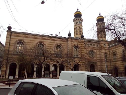 Sinagoga judaica de Budapeste