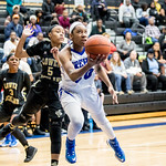 DHS Varsity girls vs LR 1-27-2017