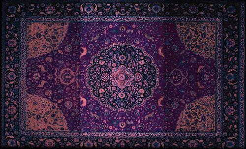 """Alfombras, espacios íntimos que simbolizan templos, árboles de la vida y el conocimiento, astros y paradisos. • <a style=""""font-size:0.8em;"""" href=""""http://www.flickr.com/photos/30735181@N00/32487288491/"""" target=""""_blank"""">View on Flickr</a>"""
