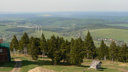 Blick vom Keilberg
