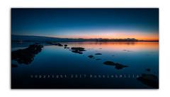 Stupid O'Clock at Islandhill (RonnieLMills) Tags: islandhill rough island dawn blue hour sunrise strangford lough reflections causeway rocks water serene stupidoclock greatphotographers
