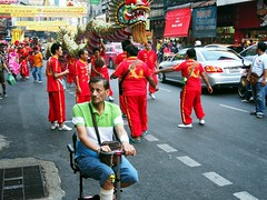 vegetarian festival (roman.gieszczyk) Tags: vegetarianfestival street streetphotograpy bangkok thailand chinatown people asia travel olympus