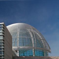 San Jose City Hall Dome (ken mccown) Tags: california deleteme5 deleteme8 deleteme deleteme2 deleteme3 deleteme4 deleteme6 deleteme9 deleteme7 architecture saveme4 saveme5 saveme6 saveme saveme2 saveme3 deleteme10 dome richardmeier sanjosecityhall