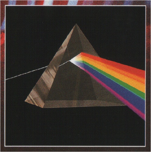 dark side of the moon take 4 - pink floyd by oddsock.