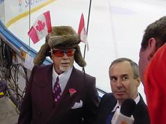 Don Cherry wears my hat in SLC
