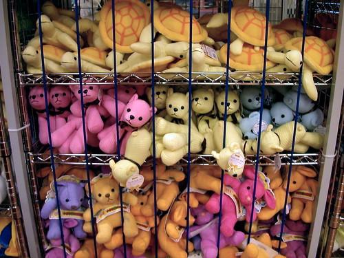 Stuffed Animal Shelter