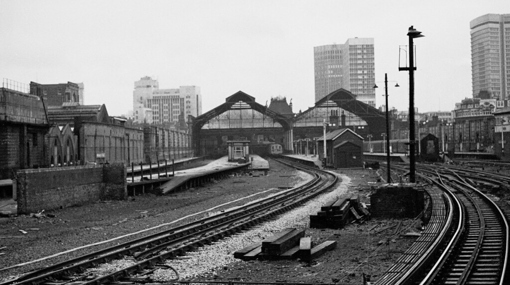 Broad Street station 1970