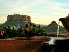 Sedona_Rocks (Little_Ricky) Tags: arizona water perspective sedona