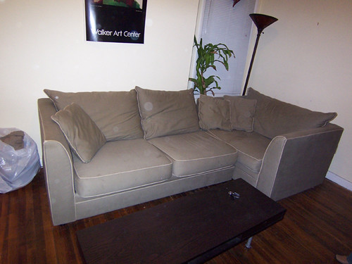 Double Fold-out Couch