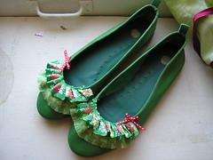 my favorites (ohbara) Tags: shoes handmade surprise bara peekrevealed