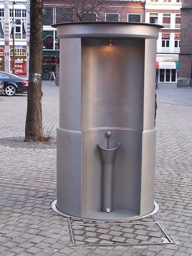 Luxurious urinal