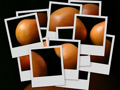 a fruitful photo session (Agnieszka) Tags: grapefruit fruit onblack picasa picturepile