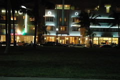 Ocean Drive (dumell) Tags: summer usa night dark florida miami miamibeach oceandrive oceandrv