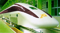 University of Minnesota Maglev Train